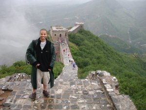 Jean-Paul & The Great Wall if China