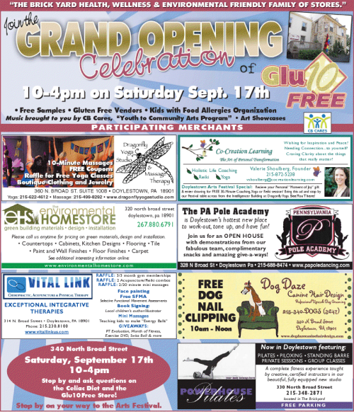 Find this ad in The Intelligencer