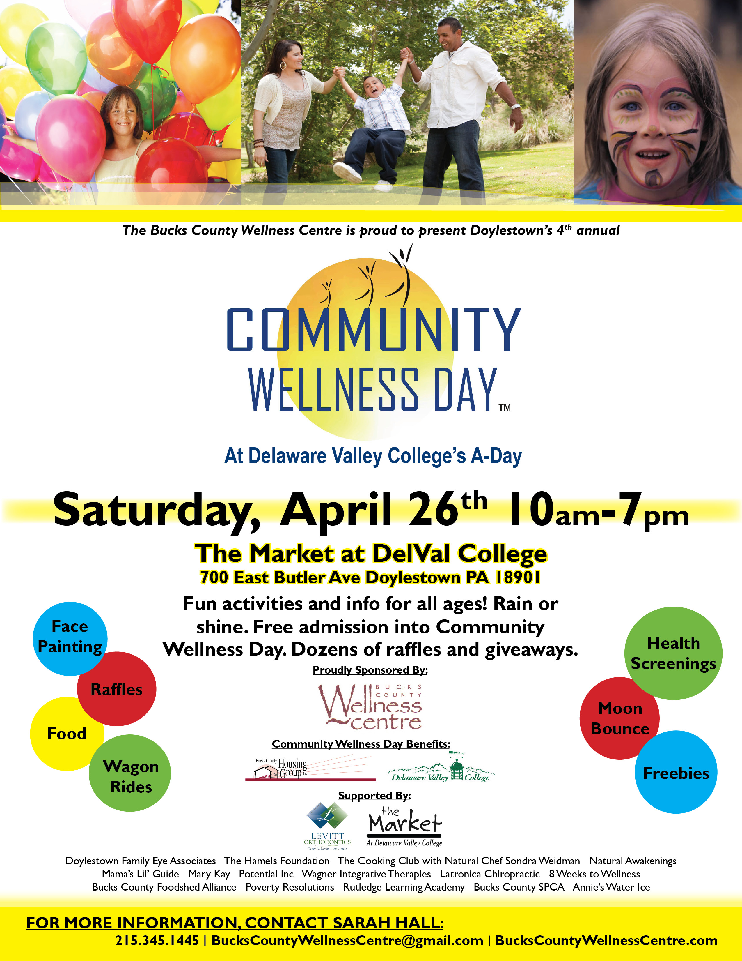 Wagner Wellness community wellness day wagner integrative therapies